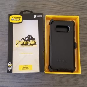 Samsung Galaxy Note 8 Otterbox Defender Case